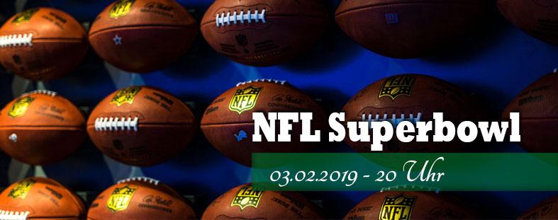 NFL Superbowl 2019